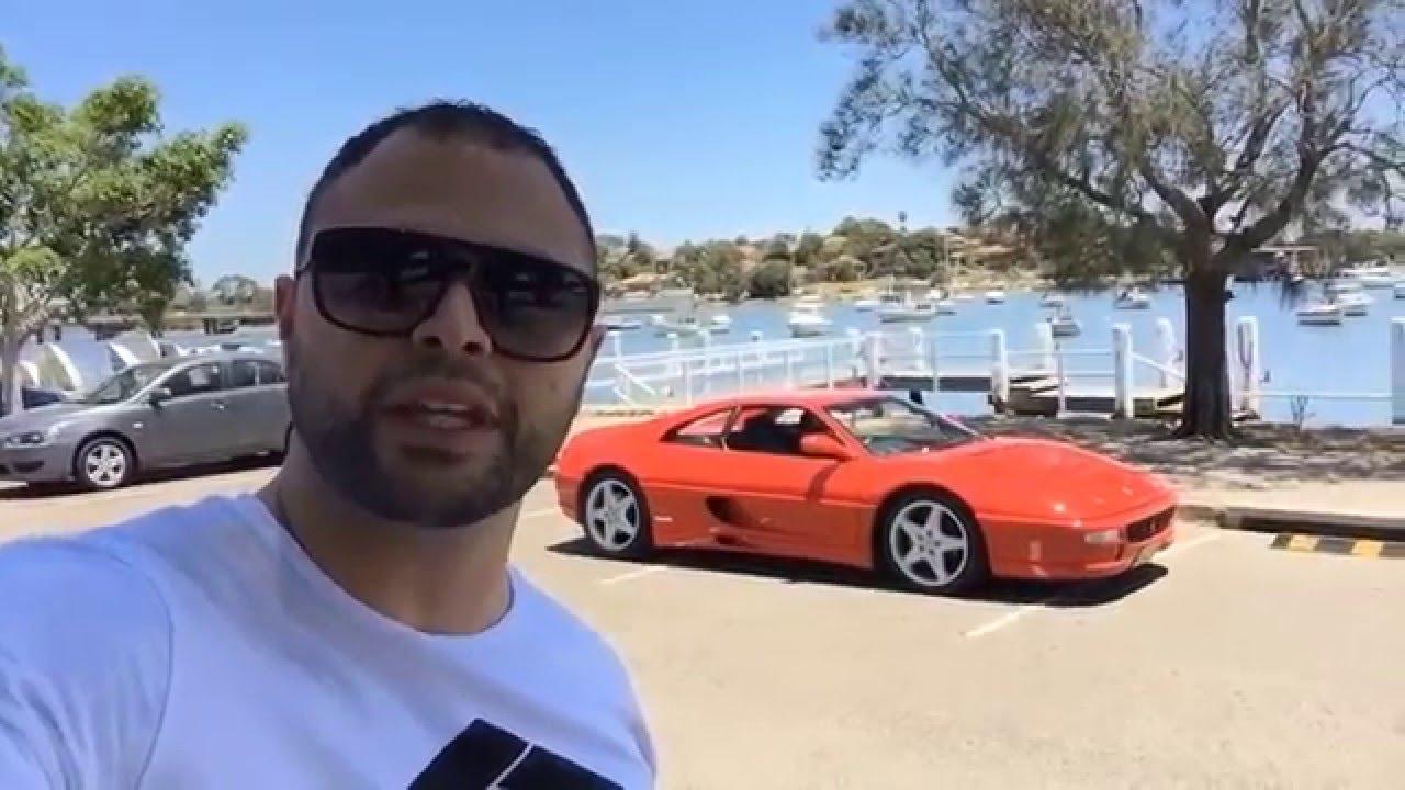 Ferrari 355 review