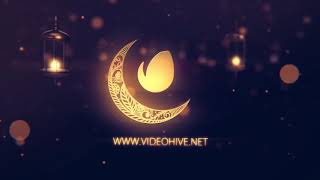 Ramadan Pack - Islamic | After Effects template | envato market videohive logo reveal pack