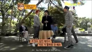 Junbrothers - 2pm Show Compilation Moments Ep.1-12