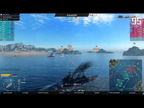 [95th] [WoWS-EU] Monday shipping forecast - variable randoms moderate potato! (131117)