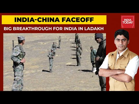 India-China Faceoff: Both Indian & Chinese Forces Agree To Return To Their Old Positions In Ladakh