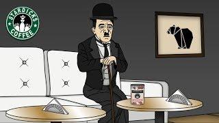 Czy to Charlie Chaplin?
