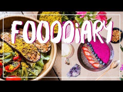 XXL FOOD DIARY: eine ganze Woche vegan, einfach & günstig