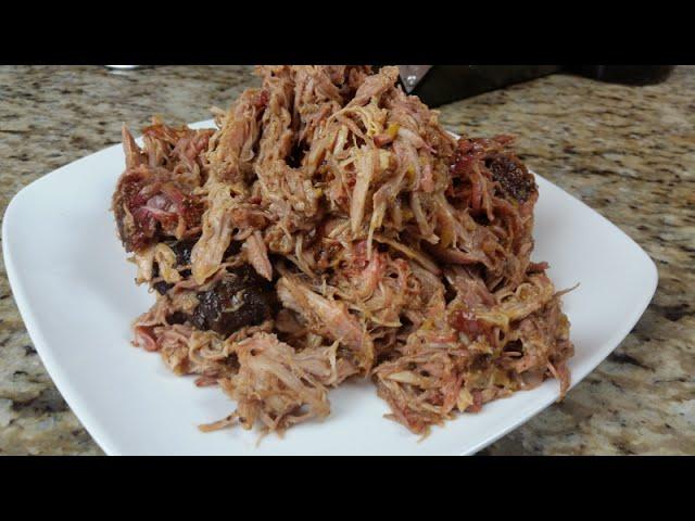 Guy fieri smoked pulled pork recipe