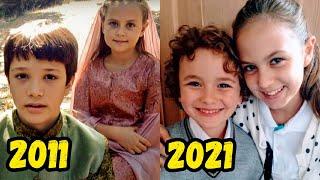 КАК ВЫРОСЛИ ДЕТИ ВЕЛИКОЛЕПНОГО ВЕКА How the CHILDREN of the Magnificent Age have changed