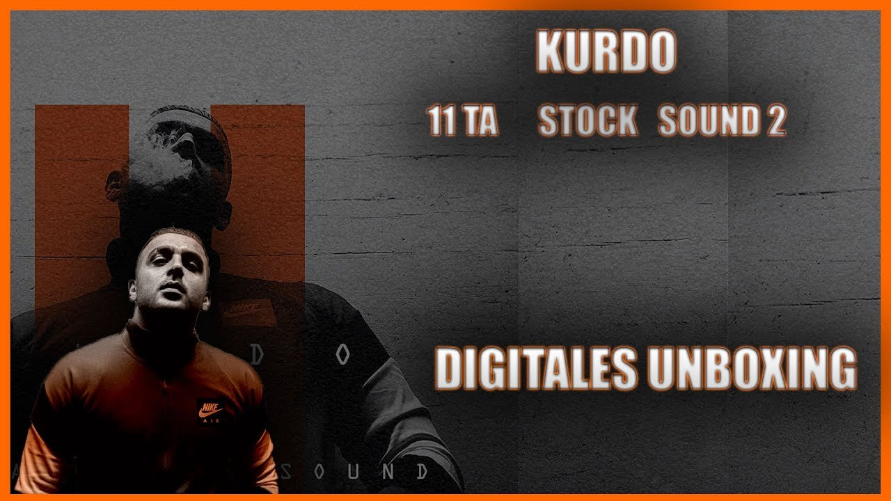 kurdo 11 stock sound album