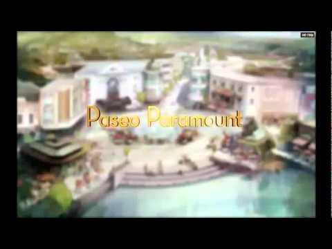 Video Presentación del Parque Paramount y Life Style Center - Alhama de Murcia
