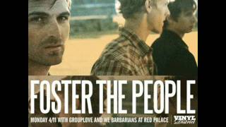 Foster The People - Call It What You Want (SMS Ringtone)