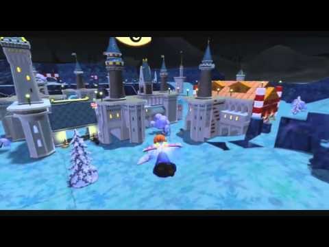 DISNEY INFINITY  Christmas Town Featured Toy Box