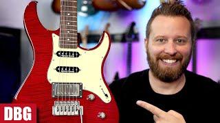 I Had No Idea This Guitar Would Be So Good!! - Yamaha Pacifica 612