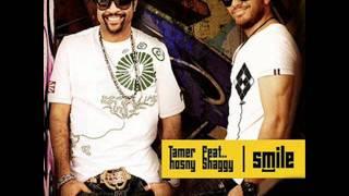 Tamer Hosny FT Shaggy - Smile - تامر حسني و شاجي - سمايل mp3