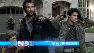 Falling Skies - Season 1 German Trailer Nr. 5 30s [TNT Serie]