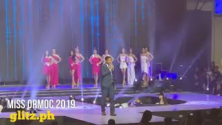 Miss Ormoc 2019 Part 1 - Opening Number with the speech of Mayor Richard Gomez