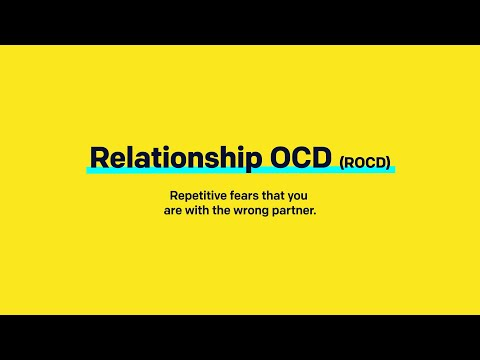 OCD3: What is Relationship OCD (ROCD)?