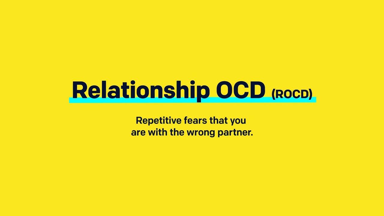 Relationship Ocd Made Of Millions Foundation