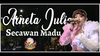 Download lagu Arneta Julia - Secawan Madu Live Gofun Bojonegoro