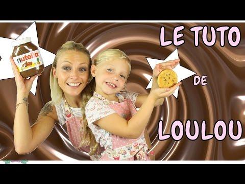 ♡•-recette-cookie-au-nutella-|-facile-et-rapide-•♡