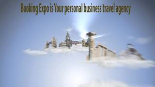 Booking Expo is Your personal business travel agency