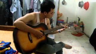 Right Here Waiting - Guitar Fingerstyle (Bản Demo)