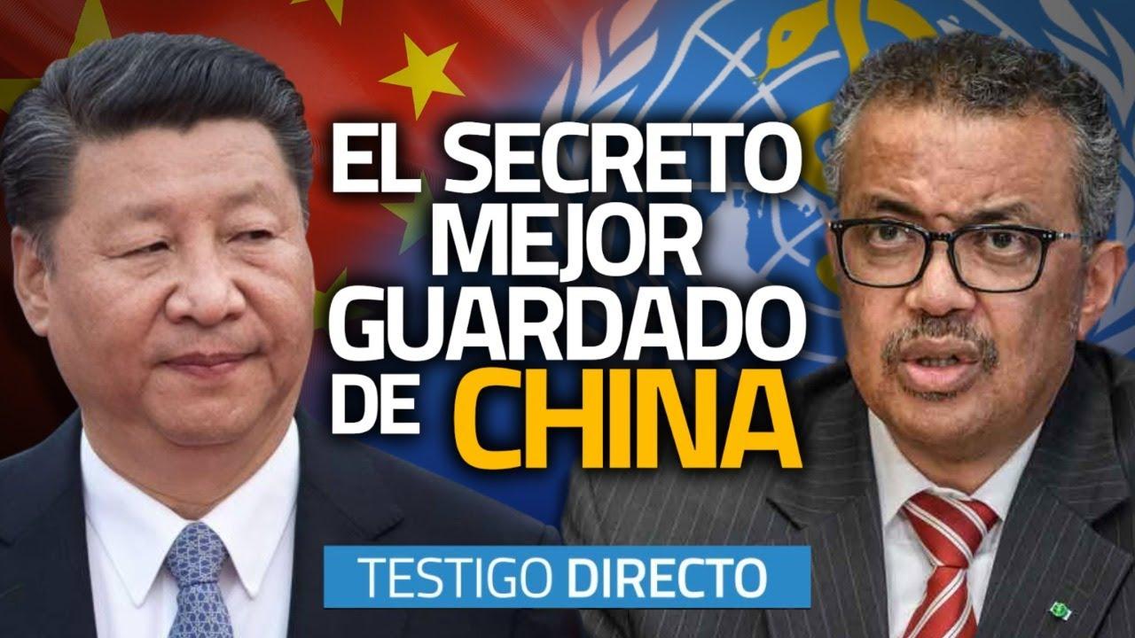 Los secretos que CHINA esconde DESESPERADAMENTE de la OMS - Testigo Directo
