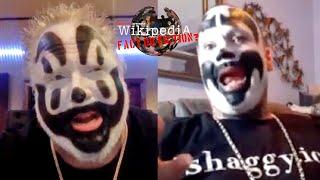 Insane Clown Posse - Wikipedia: Fact or Fiction?