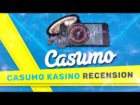 Casumo Online 【FULL recension & Slots 2021】 video preview