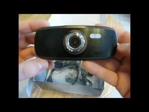 G1W Bargain HD Dashcam - Full Review With In Car Footage