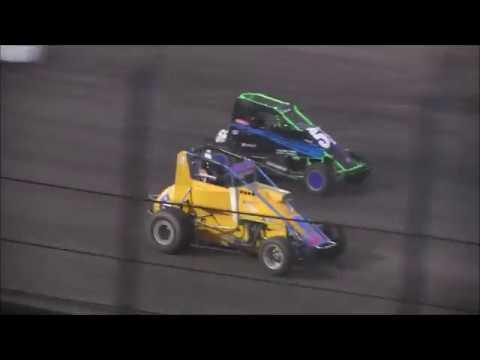 Lasalle Speedway Midgets Full Show  9  24  17
