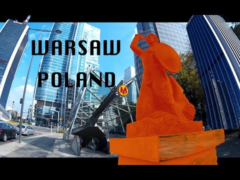 Warsaw tour. Visit the capital city of Poland | Warszawa Polska