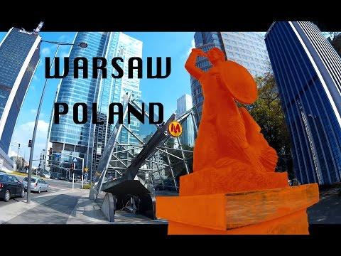 Warsaw tour. Visit the capital city of Poland | Warszawa Polska