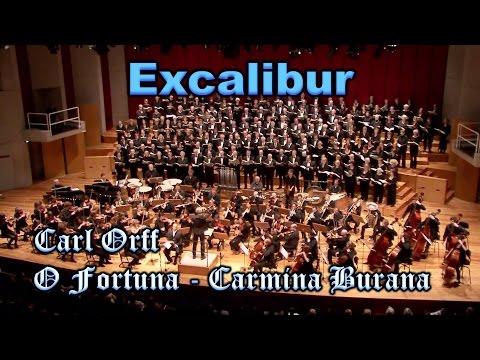 O Fortuna - Carmina Burana - Carl Orff - trilha do filme Excalibur - FHD - clássica - 060