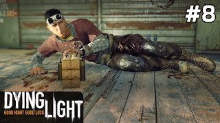 Dying Light Gameplay PC PL / FULL DLC [#8] Co ON tu ROBI? /z Skie