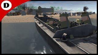 ROBLOX D-DAY INVASION! - Hombres de Guerra: Huaji Mod