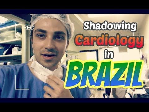 In the Heart of Brazil (my shadowing experience)