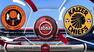 Absa Premiership | Polokwane City v Kaizer Chiefs | Highlights