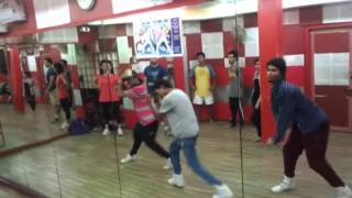 Jeremih - Down on me - Choreography by Aryan Cena