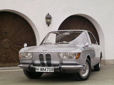 #918. Старые автомобили - BMW
