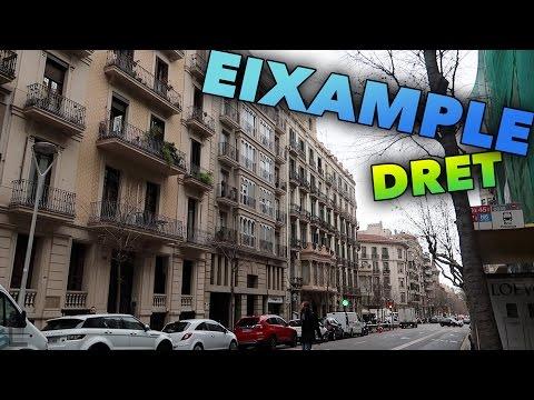 LIVING IN BARCELONA - EIXAMPLE DRET DAILY VLOG #145