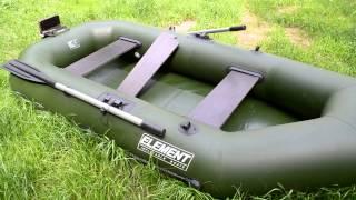 Надувний човен б/в Елемент 2.45 м