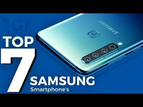 Top 7 Samsung Budget Phone to Buy in 2018 - 2019!