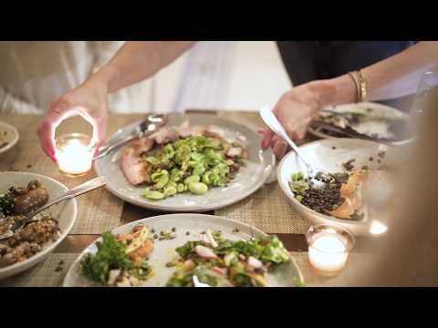 Chef Josef Centeno - P.Y.T. Los Angeles - Lentils & Utensils Campaign Dinner