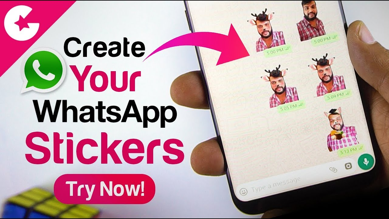 Image result for Check Out How You Can Create Your Own Whatsapp Stickers