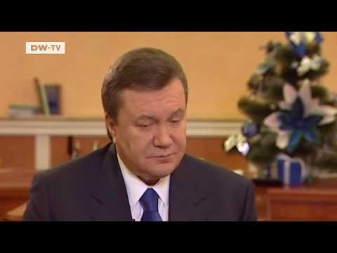 Viktor Yanukovich,Ukrainian Presidential Candidate | Journal Interview