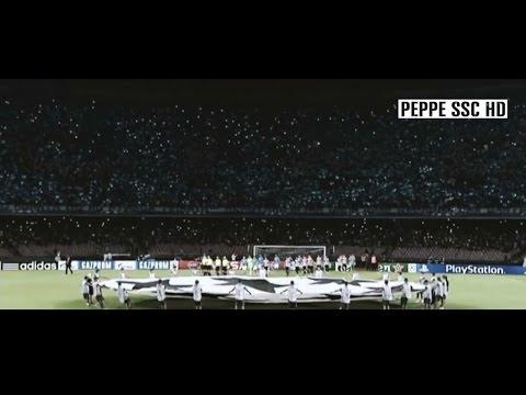 Promo 'La Grande Muraglia' SSC Napoli vs Real Madrid CF 1-3 Uefa Champions League