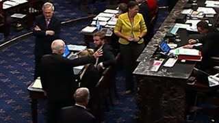 McCain votes 'no' on Obamacare repeal