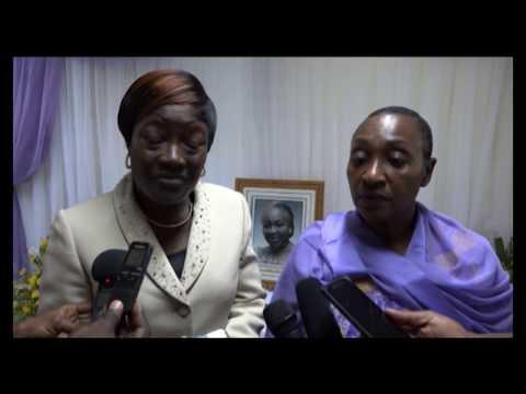 Situation de la femme en Côte d'Ivoire : 20 ans après BEIJINGde YouTube · Durée:  5 minutes 40 secondes