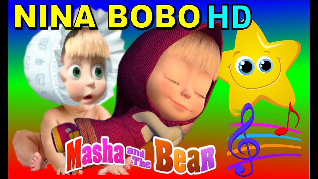 Lirik Lagu Masha And The Bear Cegukan Pesenka Ikalka