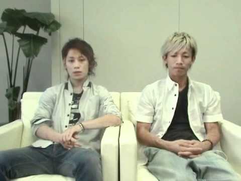 UVERworld - TAKUYA∞&真太郎 Interview