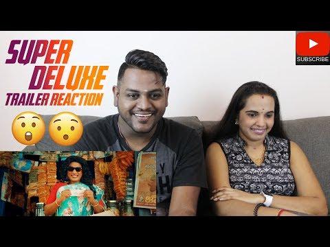Super Deluxe Trailer Reaction | Malaysian Indian Couple | Vijay Sethupathi | Yuvan | Samantha