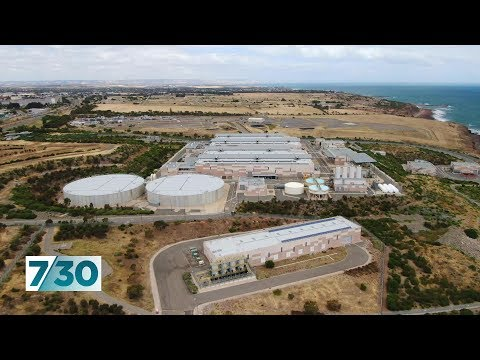 Plan To Ramp Up Production At South Australia's Desalination Plant | 7.30